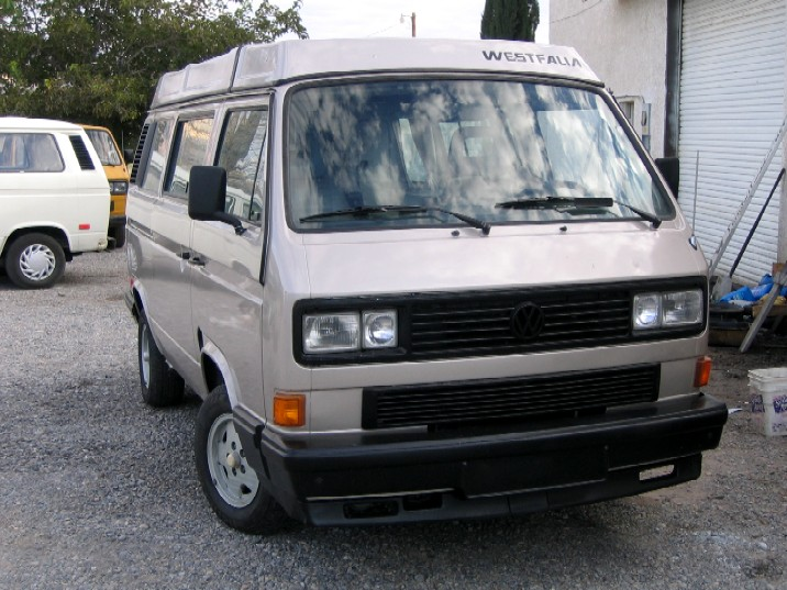 VW Vanagon/Westfalia/Syncro - ZSI VW/Audi Specialists Since 1982